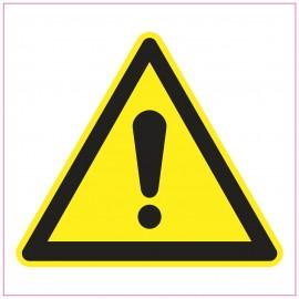 UK05 Uwaga niebezpieczeństwo